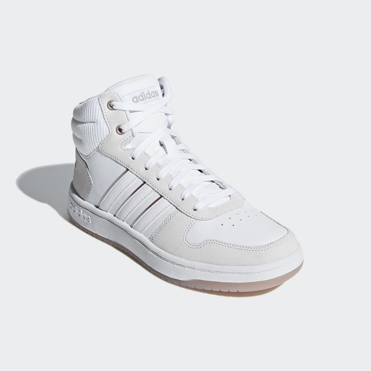 dfc72bf6 Высокие кроссовки Hoops 2.0 Mid Adidas B42109 - 2018/2: продажа ...