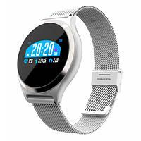 UWatch Умные часы Smart E18 Plus Silver, фото 1
