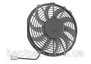 Вентилятор Spal 24V, толкающий, VA11-BP12/C-57S