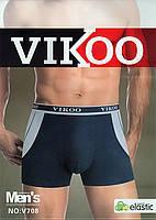 Трусы мужские боксеры х/б Vikoo ТМБ-18191, фото 1