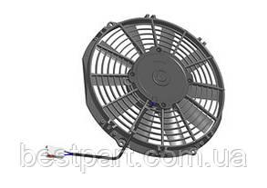 Вентилятор Spal 24V, вытяжной, VA11-BP12/C-29A