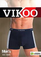 Трусы мужские боксеры х/б Vikoo ТМБ-194, фото 1