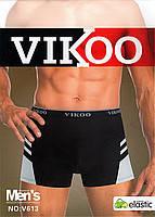 Трусы мужские боксеры х/б Vikoo ТМБ-198