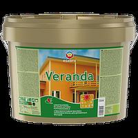 Декоративно защитное средство для дерева Veranda 2,85л