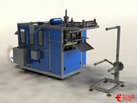 Поставка роторных упаковочных комплексов для упаковки штучных товаров в блистер, лоточки, подложки