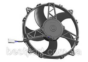 Вентилятор Spal 24V, вытяжной, VA26-BP50/C-44A