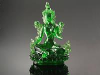 Статуя Зеленая Тара