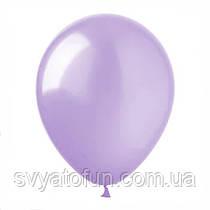 """Латексные шарики металлик 12"""" нежный сиреневый 100шт/уп SL12-016 ArtShow"""