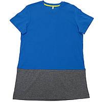 Футболка United Colors of Benetton 150 см Голубая (3096C12WV 012)