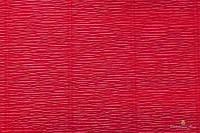 Креп бумага Light Red