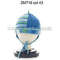 Шапка Deux par Deux ZM716. Цвет 43
