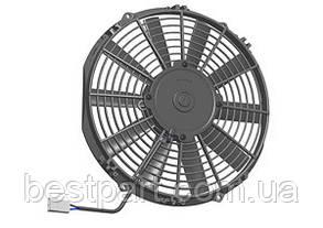 Вентилятор Spal 24V, вытяжной, VA09-BP8/C-27A