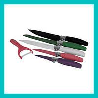 Набор кухонных ножей UNIQUE UN-1802!Опт