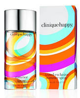 Clinique Happy Travel Exclusive Summer Spray туалетная вода 100 ml. (Тревел Эксклюзив Саммер Спрей)