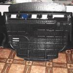 Защита под двигатель Master, Movano, Interstar 04-10г.в.