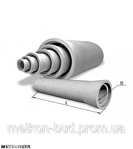 Асбестоцементные трубы 500 мм ВТ- 6