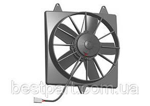 Вентилятор Spal 24V, вытяжной, VA04-BP70/LL-37A