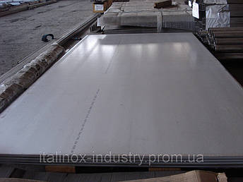 Нержавеющий лист AISI 430 08X17 5,0 - 6,0 х 1500 х 3000 F1, фото 2