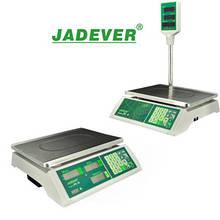 Весы торговые Jadever
