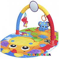 Развивающий коврик с дугами Playgro жираф Джери 0186365