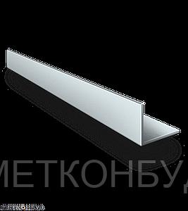 Уголок алюминиевый АД31 15х15х1,5 мм