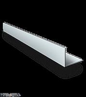 Уголок алюминиевый АД31 30х15х2 мм