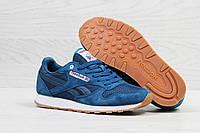 Кроссовки мужские голубые Reebok 5529