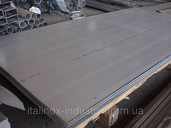 Нержавеющий лист толстый технический 10,0 - 12,0 х 1000 х 2000, фото 2