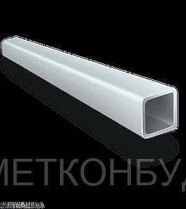 Труба алюминиевая профильная АД31 15х15х1 мм