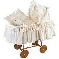 Кроватка-люлька Italbaby Aurora MonCoeur 330.0009-6 noce
