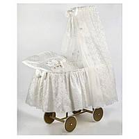 Кроватка-люлька Italbaby MARINA Angioletti 370.0014 noce