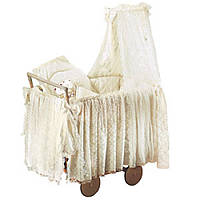 Кроватка-люлька Italbaby MARINA Angioletti 460.0014 натур