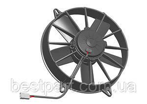 Вентилятор Spal 24V, штовхає, VA03-BP70/LL-37S