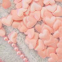 Сатиновые сердечки (маленькие)