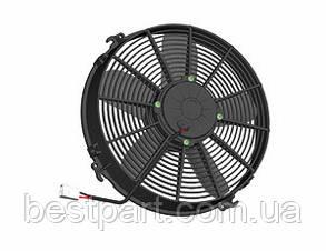 Вентилятор Spal 24V, вытяжной, VA34-BP70/LL-36A
