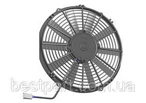 Вентилятор Spal 24V, толкающий, VA10-BP9/C-25S