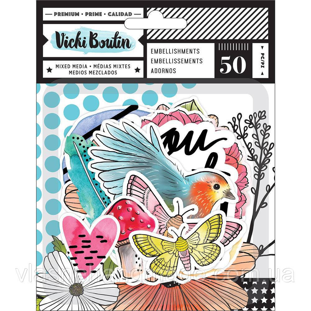 Висічки - Field Notes Icons - Vicki Boutin