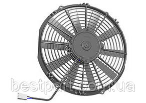 Вентилятор Spal 24V, толкающий, VA10-BP50/C-25S
