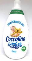 Ополаскиватель для белья-концентрат Coccolino Pure (64 стирки), 960 мл