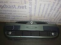 Бампер передний Renault Scenic II 03-06 (Рено Сценик 2), 7701477299