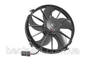 Вентилятор Spal 24V, вытяжной, VA01-BP90/LL-66A