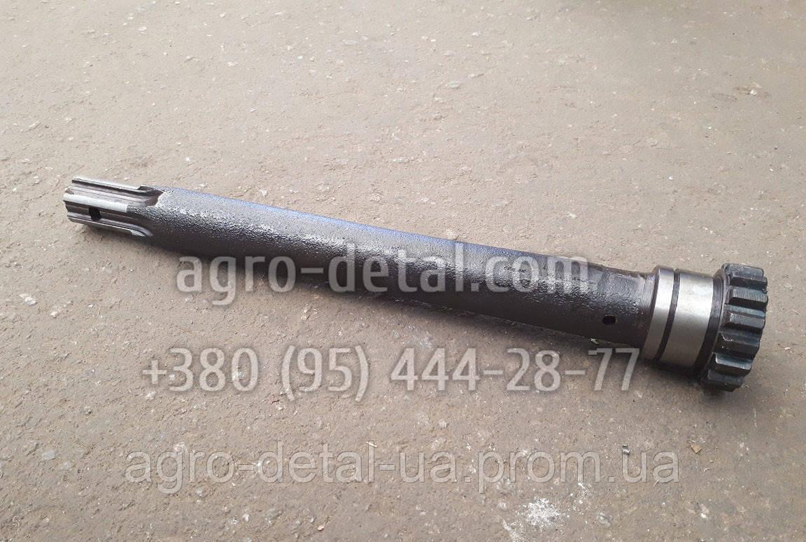 Вал 25Ф.41.102 муфты привода ВОМ голый трактора Т-25Ф,Т-25ФМ,Т-2511