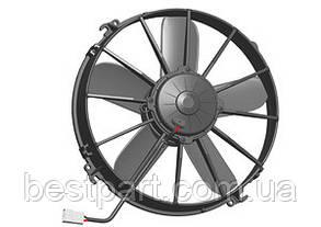 Вентилятор Spal 24V, вытяжной, VA01-BP70/LL-36A