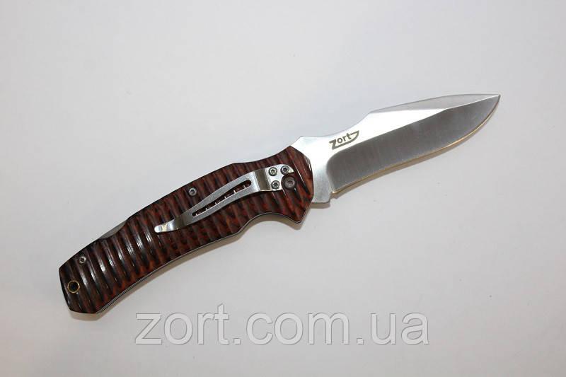 Нож складной, механический FB1238
