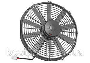 Вентилятор Spal 24V, толкающий, VA13-BP70/LL-35S