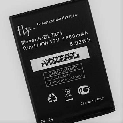 Аккумулятор для fly BL7201/IQ445, фото 2