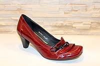Туфли женские натуральная кожа Т84 р 36, фото 1