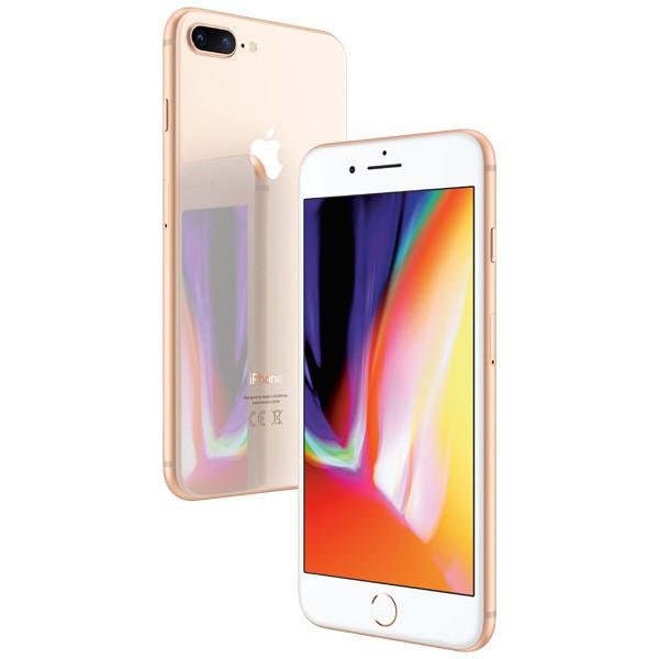 Смартфон Apple iPhone 8 Plus 64Gb Gold Apple A11 Bionic 2675 мАч + чехол и стекло