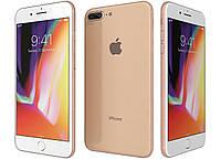 Смартфон Apple iPhone 8 Plus 64Gb Gold Apple A11 Bionic 2675 мАч + чехол и стекло, фото 2