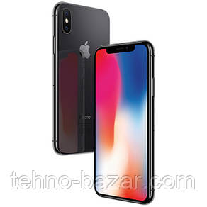 Смартфон Apple iPhone X 256gb Space Gray Apple A11 Bionic 2715 мАч